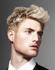 blonde adonis