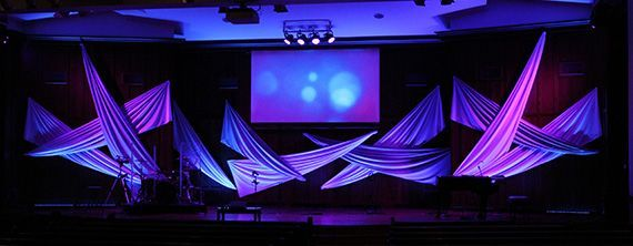 worship stage design  Google Search  Set Design  Pinterest  Stage design Ideas and Backdrops