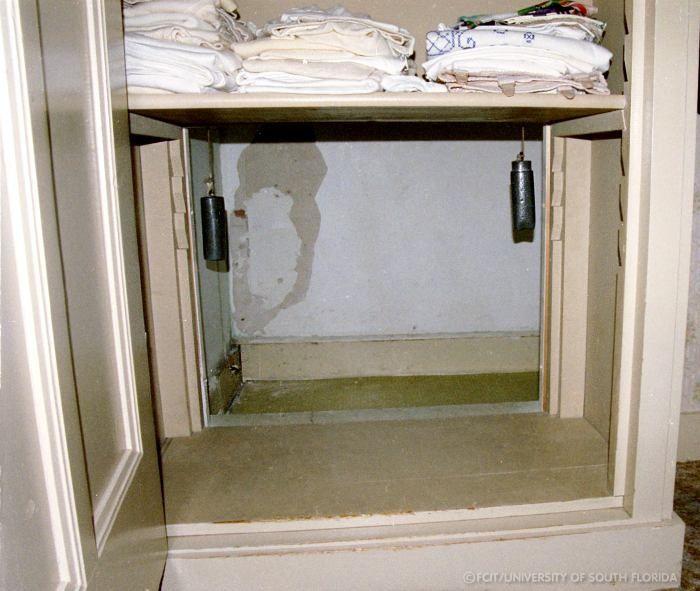 Corrie Ten Boom Secret Room Corrie Ten Boom Photograph