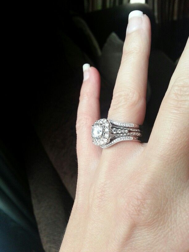 1000 ideas about Double Wedding Bands on Pinterest  Double wedding White gold wedding bands