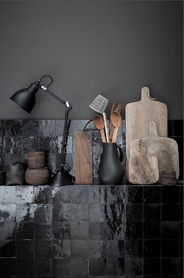 Matte Black - Claire Brody Designs: