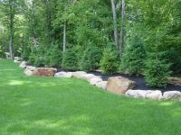 corner windbreak landscape plan - Google Search ...