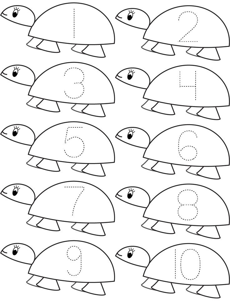 Counting Cube Page Coloring Pages