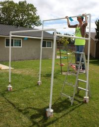 25+ best ideas about Pvc canopy on Pinterest | Outdoor ...