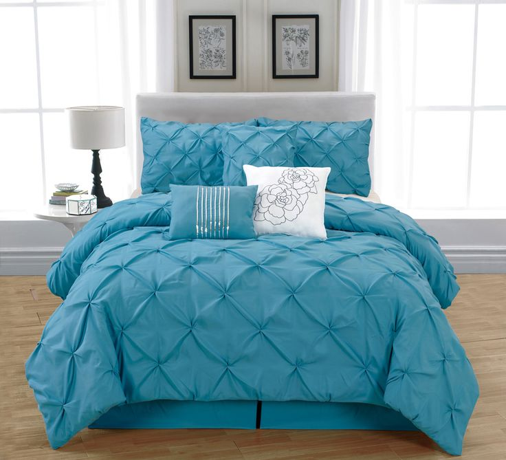 1000+ ideas about Blue Comforter on Pinterest