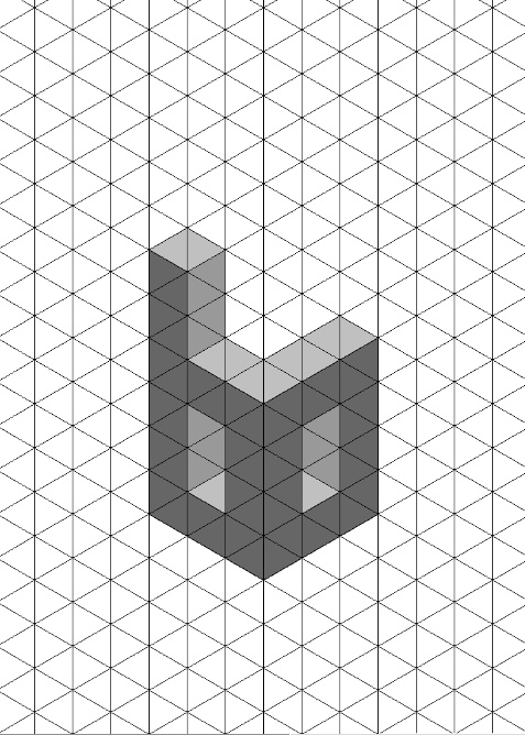 25+ best ideas about Isometric paper on Pinterest
