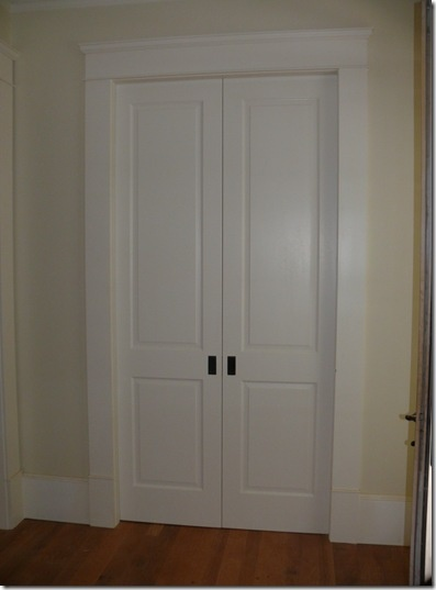 double pocket doors  knobs and pulls and tiny things