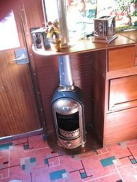 RV Fireplace | bus | Pinterest | Stove, Fireplaces and Campers