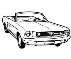 45 best images about Mustang coloring pages on Pinterest ...
