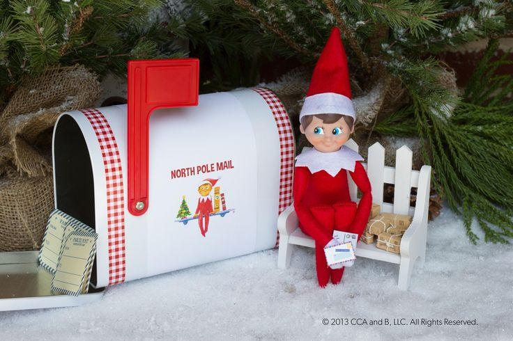 You Ve Got Mail Elf On The Shelf Ideas Pinterest