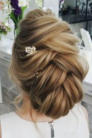 ideas elegant hairstyles