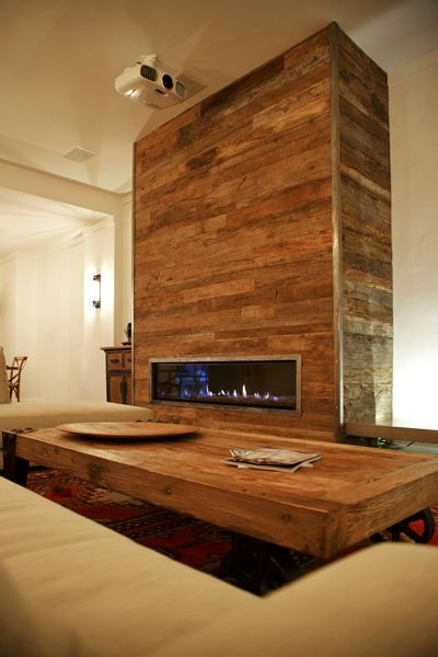 oak wood floor living room small ideas with sectional sofa fireplace and featuring recycled french ...