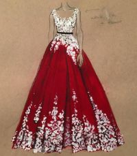 25+ best ideas about Dress Drawing on Pinterest | Dress ...