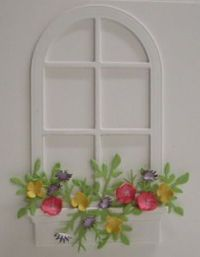 17 Best images about Quilling - Window Boxes/Decor on ...