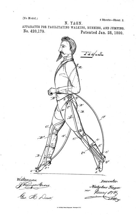 64 best images about 19th Century Patents on Pinterest