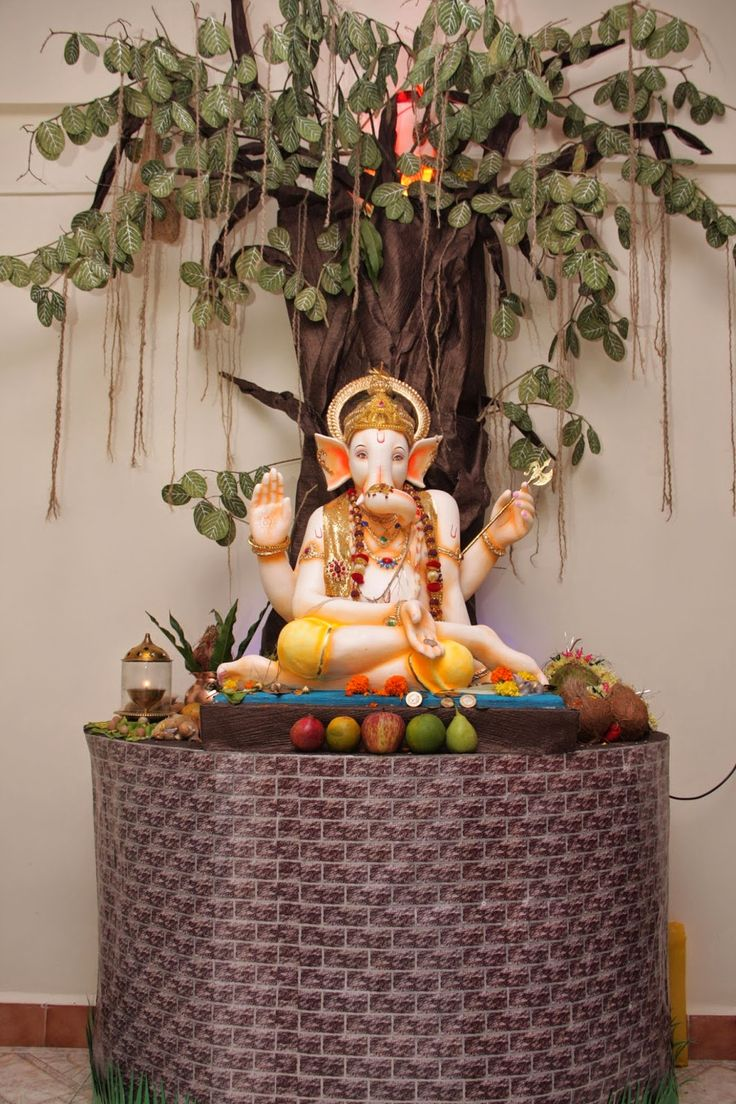 1000 Images About Pooja Decoration On Pinterest Buddha
