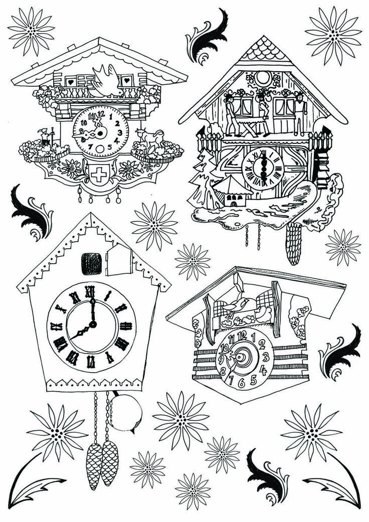 25+ best ideas about Cuckoo Clock Tattoo on Pinterest