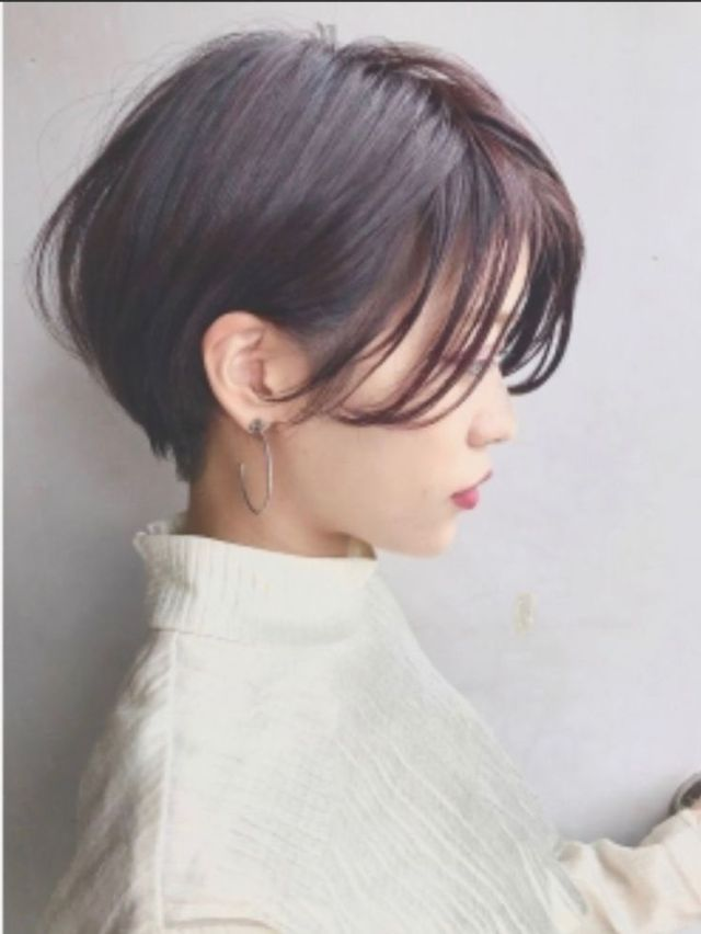 25 best Ulzzang short  hair  ideas on Pinterest Korean