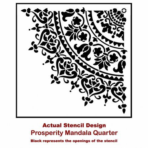 25+ best ideas about Mandala stencils on Pinterest