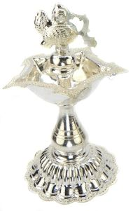 17 Best images about silver pooja items on Pinterest   Oil ...