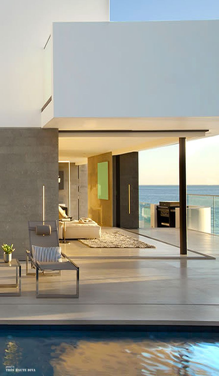1000 ideas about Villa Design on Pinterest  Modern architecture house Modern architecture and