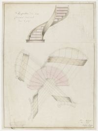 165 best images about Drawing stairs and stair railing on ...