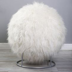 Mongolian Fur Chair Cover Fold Up Shower With Arms 17 Best Ideas About Ball On Pinterest | Bubble Chair, Hanging Chairs And Modern Bean Bag ...