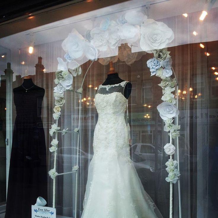 bridal window display ideas  Google Search  bridal