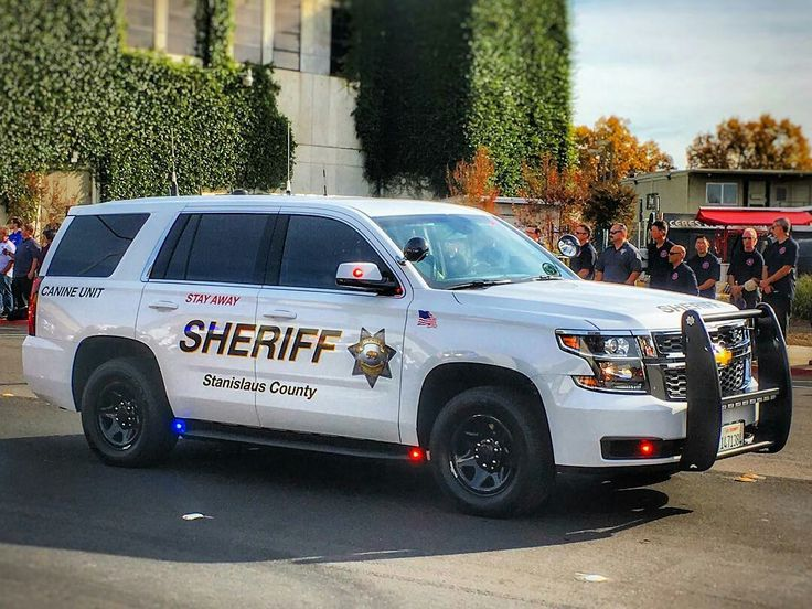Crown Vic Car Wallpaper Stanislaus County Sheriff Canine Unit 2016 Chevy Tahoe