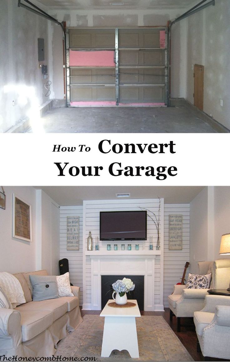 25+ best ideas about Converted Garage on Pinterest