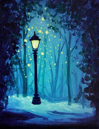 1000 ideas about Winter Painting on Pinterest  Paintings