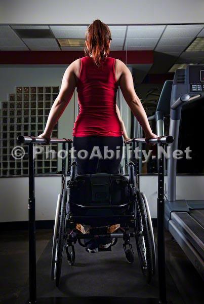 wheelchair yoga poses upright adirondack chair photographer: neil kremer, la; model: maria gast wheelchair;woman;women;disability;disabled ...