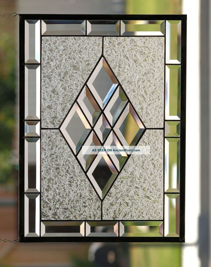 1000+ images about Beveled Stained Glass on Pinterest