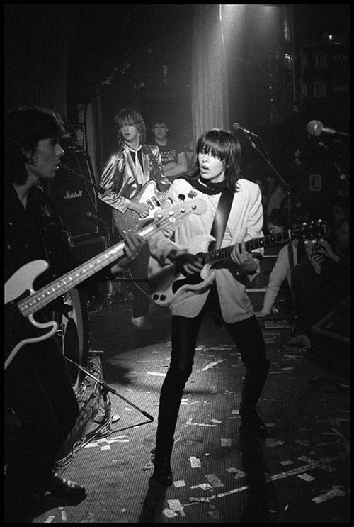 185 Best Images About Chrissie Hynde On Pinterest  Retro