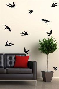 1000+ ideas about Bird Wall Decals on Pinterest | Nursery ...