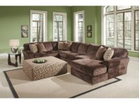 Champion Chocolate Sectional - most comfortable couch ever ...