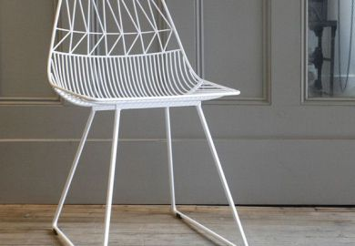 Ideas About Wire Chair On Pinterest Eames Chairs