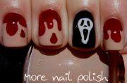nail polish's horror movie