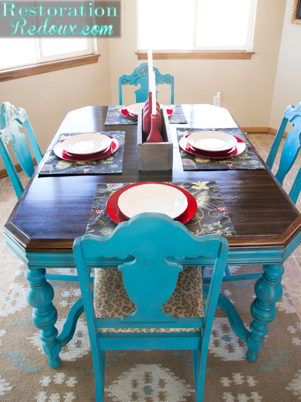 25 best ideas about Turquoise table on Pinterest