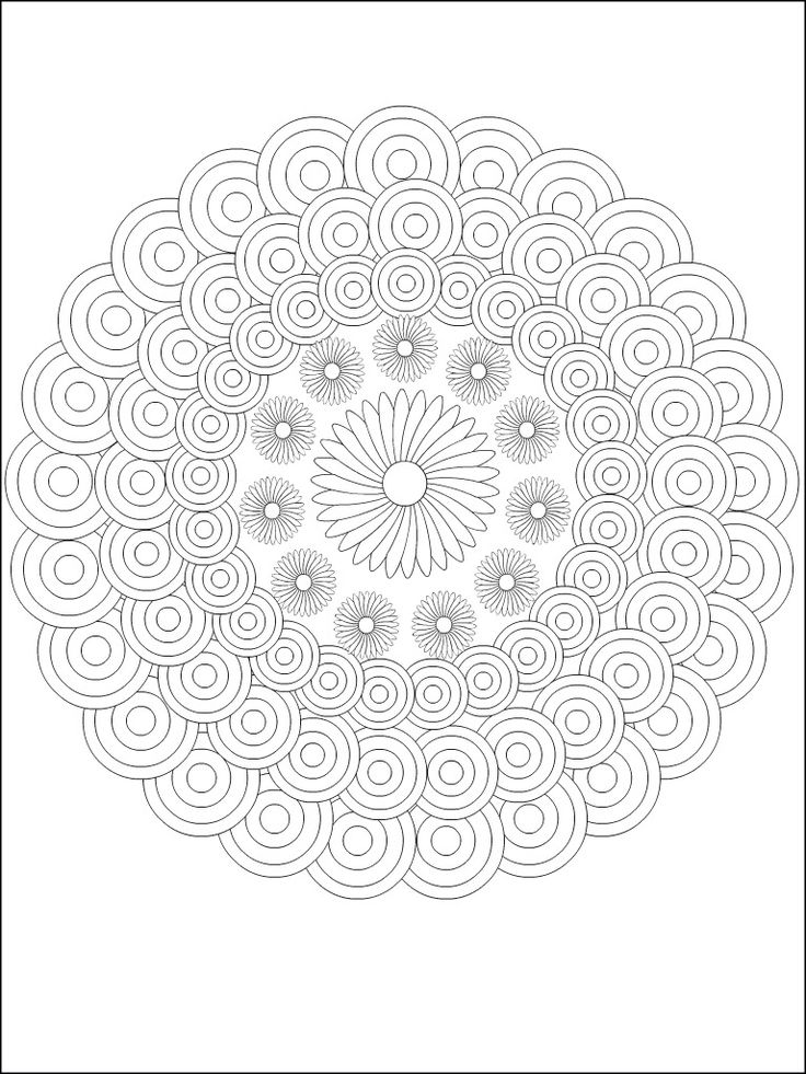 555 best images about Coloring for adults on Pinterest