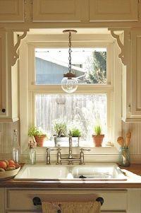 25+ best ideas about Window Over Sink on Pinterest   Farm ...