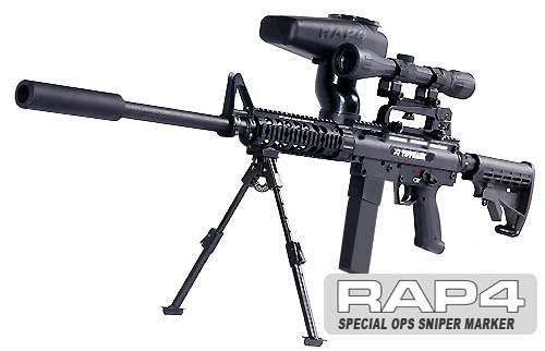 Special Ops Sniper Kit with Tippmann® X7® Phenom