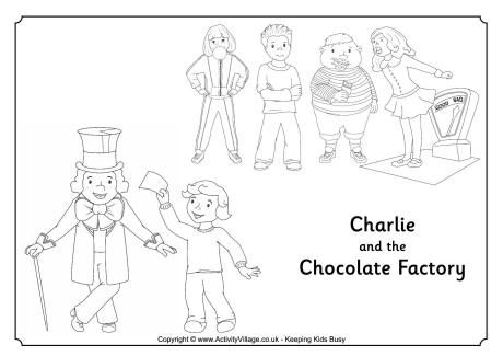 38 best images about Charlie and the Chocolate Factory on