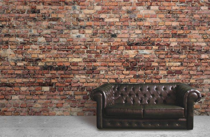 25 beste ideen over Interieur Bakstenen Muren op