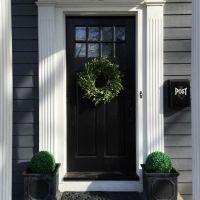 25+ best Black Front Doors ideas on Pinterest | Black ...