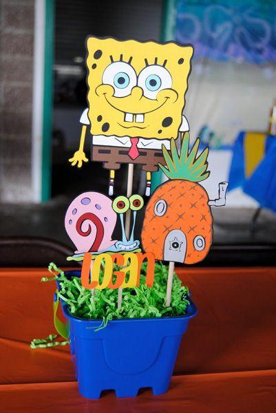 17 Best images about Sponge bob party on Pinterest