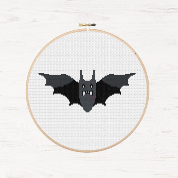 17 Best images about cross stitch halloween on Pinterest