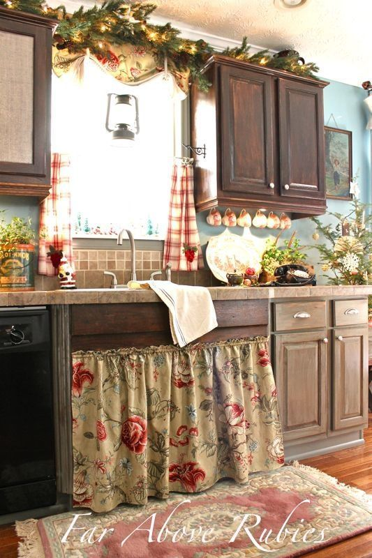 25 Best Ideas About Country Kitchen Curtains On Pinterest