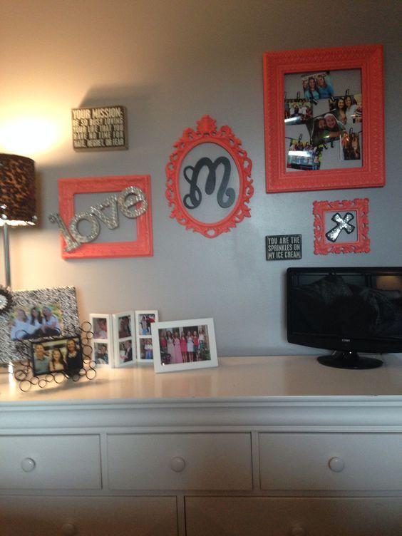25 best ideas about Girl bedroom decorations on Pinterest  Teen bedroom designs College girl