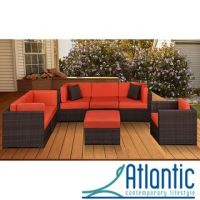 Atlantic Naples 7-piece Patio Furniture Set by Atlantic ...